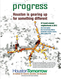2008 PROGRESS: Annual Report of Houston Tomorrow